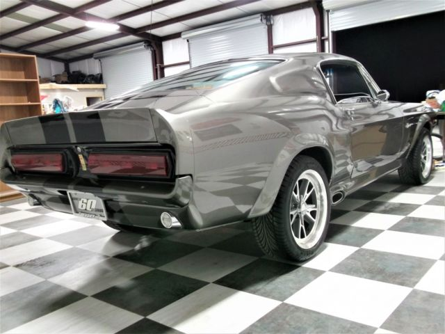 1968 Shelby Gt500 Eleanor 371 Fastback 5 Speed See Video