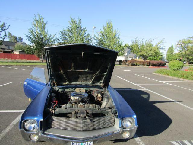1969 amc amx car auto american motors muscle car vintage for Oregon department of motor vehicles salem or