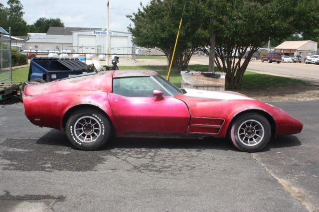 Antique Auto For Sale In Arkansas: 1969 C3 Corvette 70's Custom Big Block Car Sports Wagon