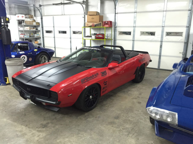 1969 camaro convertible restomod. Black Bedroom Furniture Sets. Home Design Ideas
