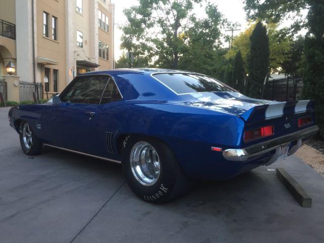 1969 camaro ss pro street over 80 build street legal 9sec car. Black Bedroom Furniture Sets. Home Design Ideas