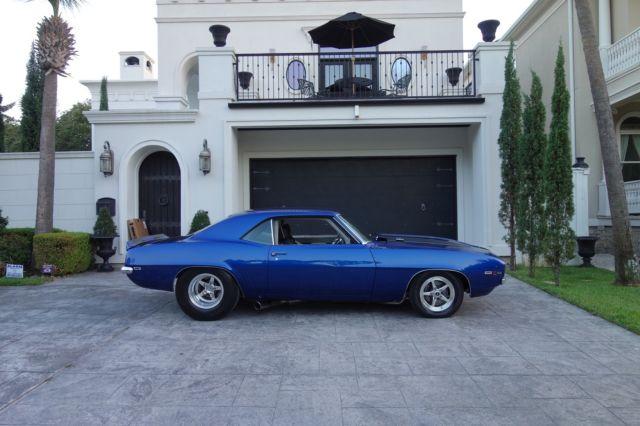1969 Camaro Z28, Pro Street, best of everything! 427 BB