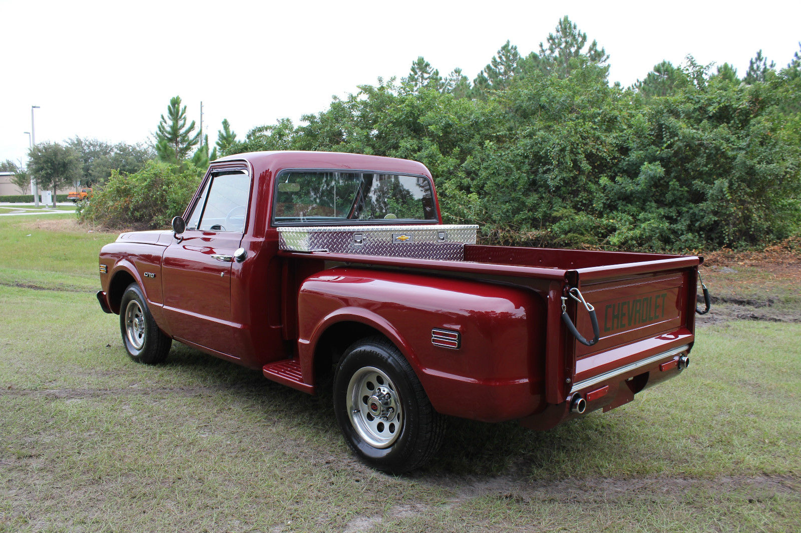 1969 Chevrolet C10 Stepside Shortbed C 10 Chevy Pickup Truck Call Now 1954 Pick Up