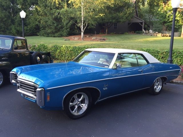 Used Cars Evansville In >> 1969 Chevrolet Impala SS 2 door HT 427