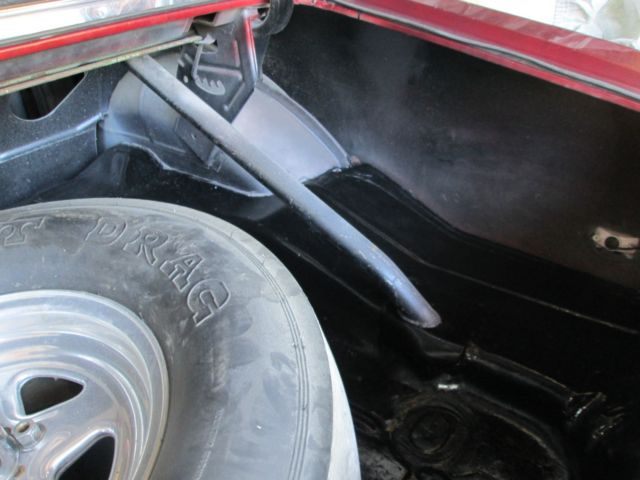 1969 Chevrolet Nova Drag Racing Bracket Car