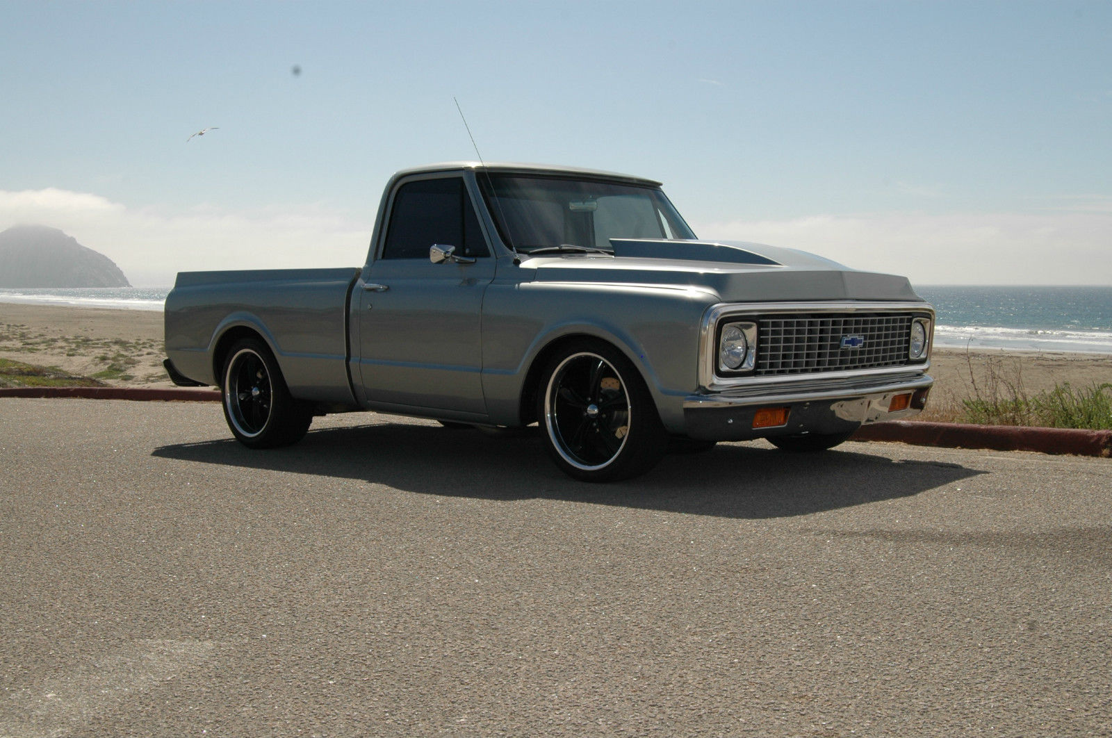 1969 Chevy Truck For Sale >> 1969 Chevy C10 Shortbed Fleetside Protouring Truck No reserve!