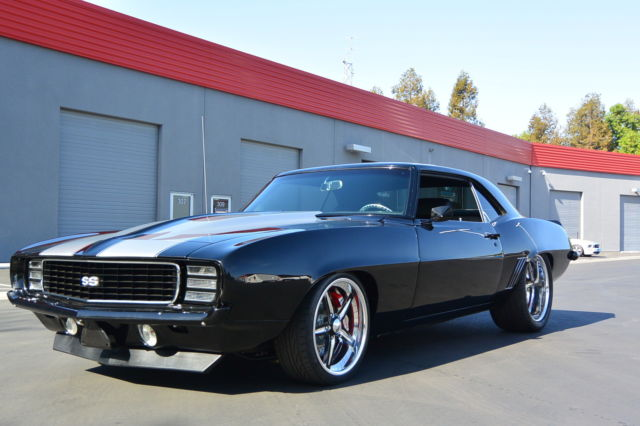 1969 Chevy Camaro Custom Pro Touring Restomod Built Ls2 6