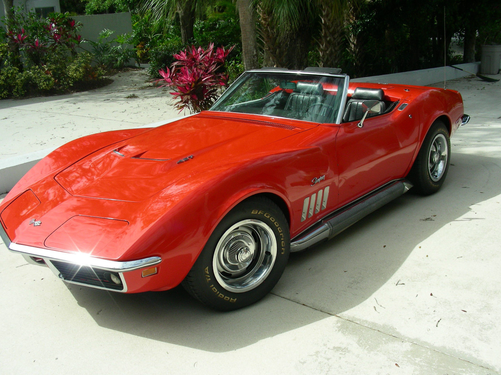 1969 chevrolet corvette stingray for sale in sarasota florida united. Cars Review. Best American Auto & Cars Review