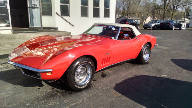 1969 chevrolet corvette for sale in kalamazoo michigan united states. Cars Review. Best American Auto & Cars Review