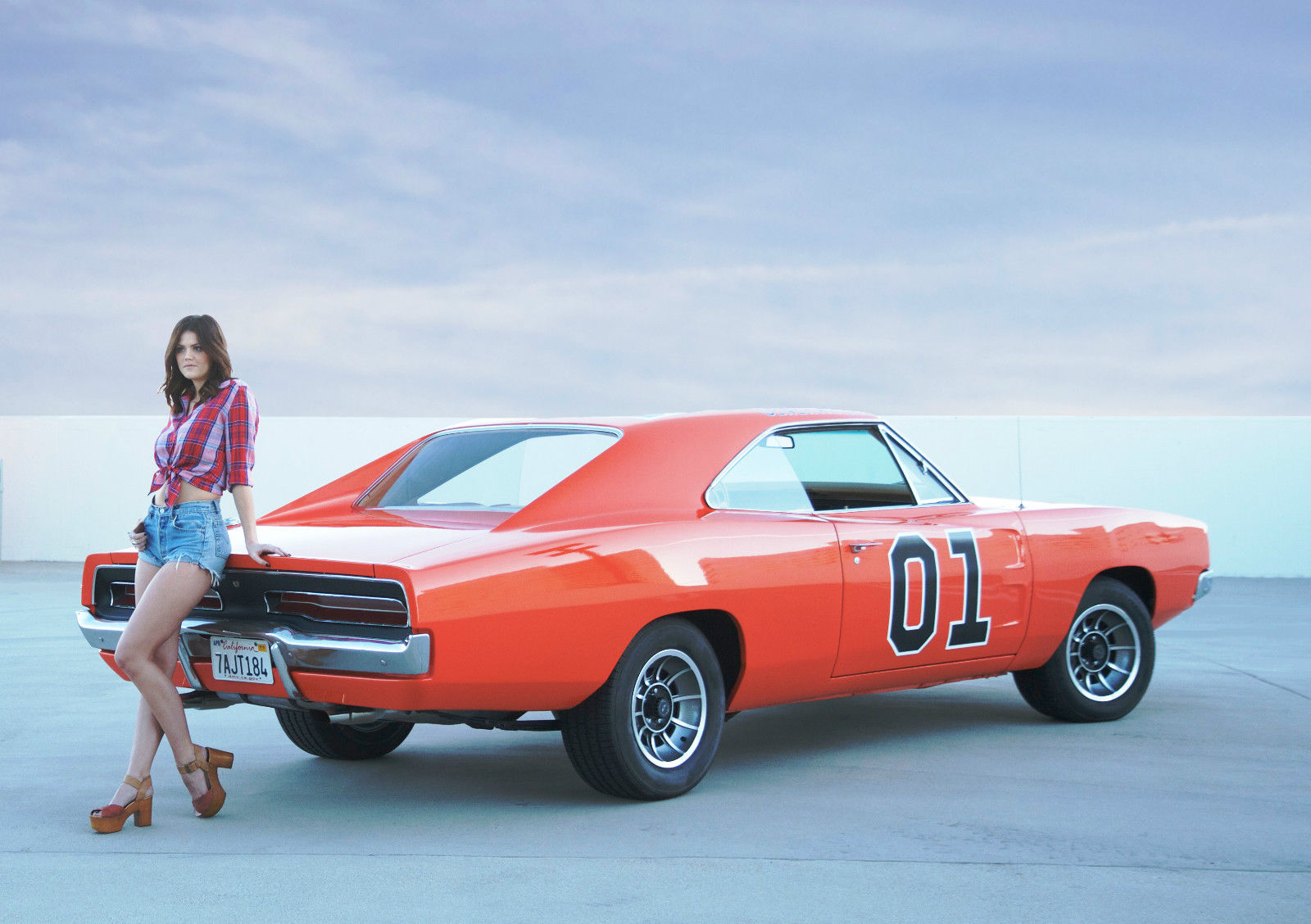 "1969 Dodge Charger ""General Lee"" Dukes of Hazzard for sale ..."