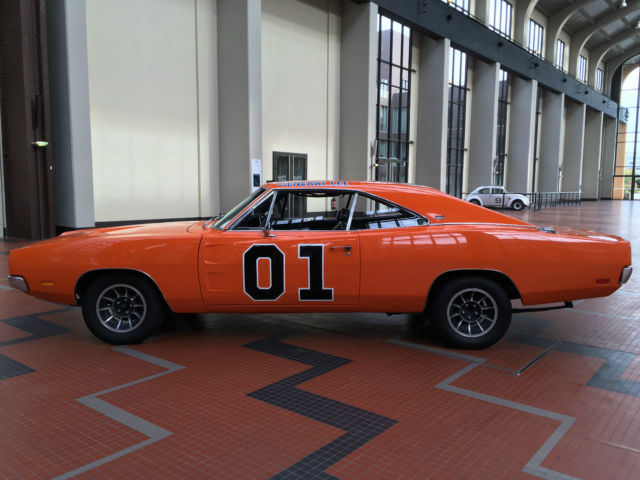 1969 Dodge Charger General Lee Classic Muscle Car For Sale: 1969 Dodge Charger General Lee Replica 440 Auto