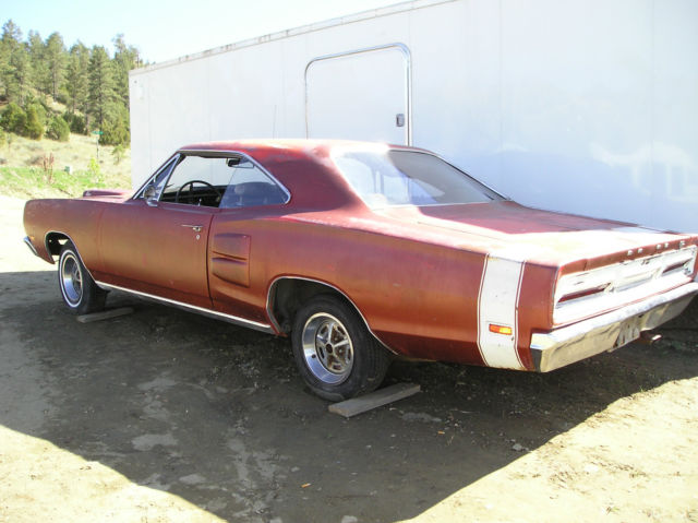 1969 dodge coronet r t 440 hemi 4spd dana 60 ram air for Dana motors billings mt