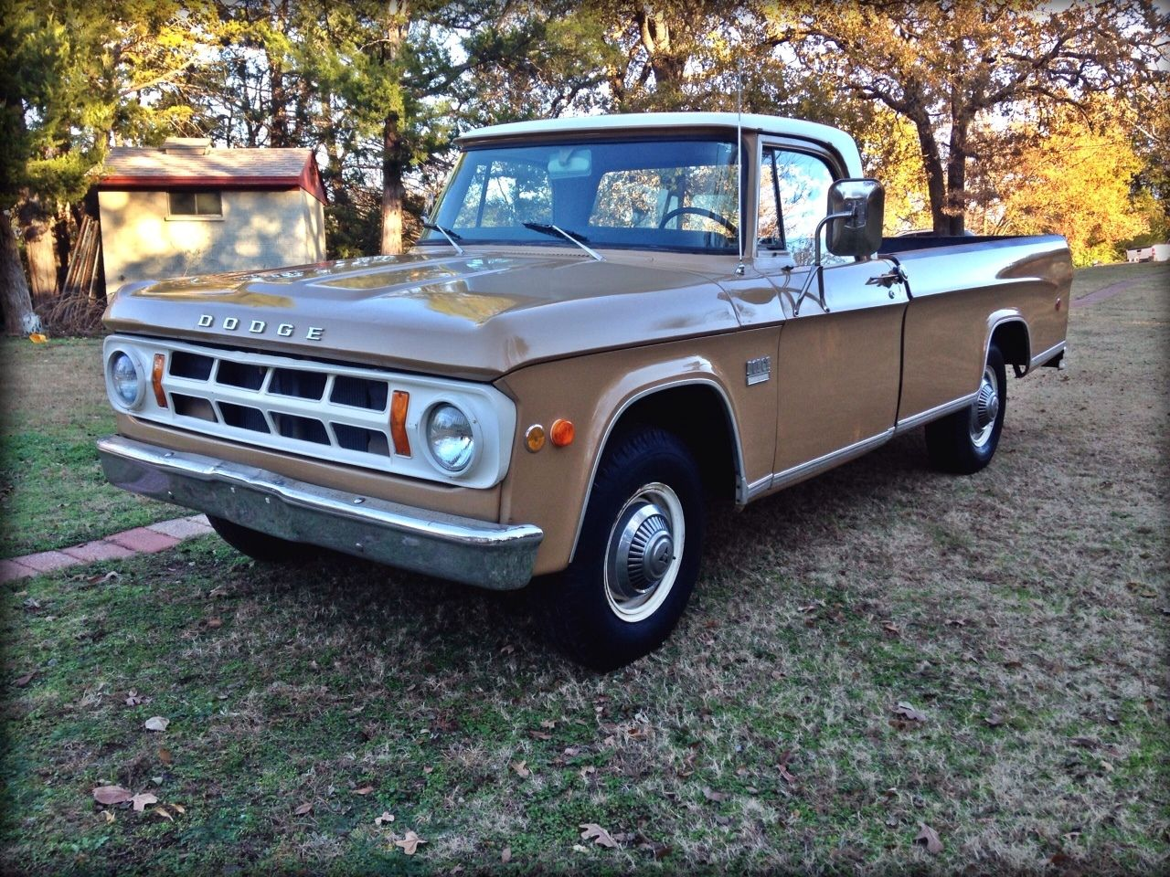 Dodge Trucks For Sale By Owner >> 1969 Dodge D100 D200 Pick Up. Classic Mopar Pickup Truck. Low Miles 64,000!