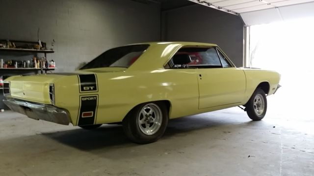 1969 dodge dart swinger for sale seems excellent