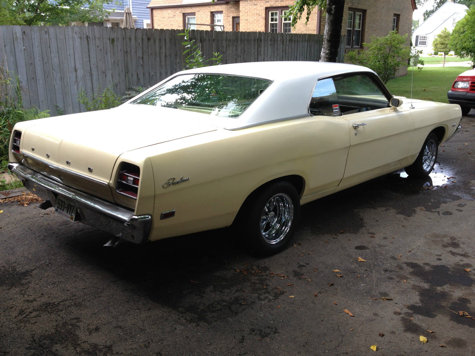 Ford Fairlane Parts Car For Sale