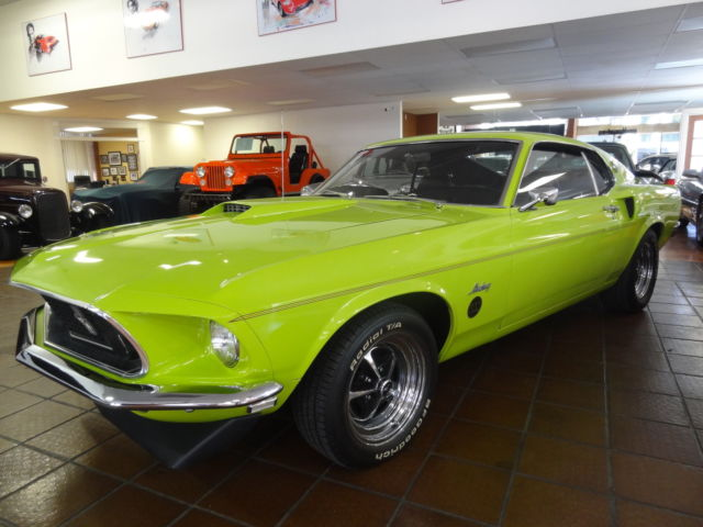 1969 Ford Mustang Le Le 600 V8 Limited Edition 1 Of 10