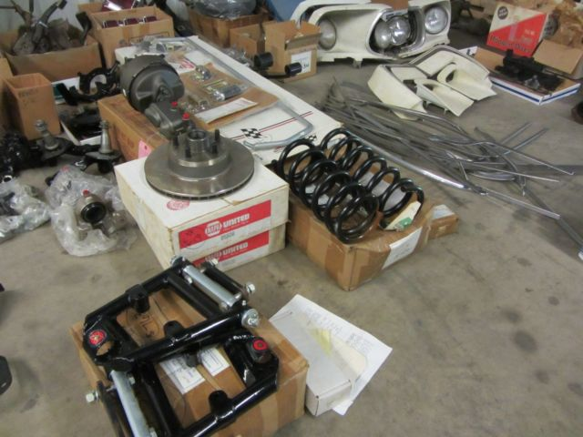 1969 Ford Mustang Mach 1 Lots Of Nos New Parts 1 2 Price