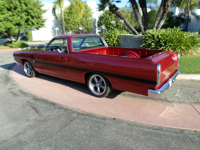 1969 ford ranchero supercharged 5 4 lightning engine auto 4r100 trans. Black Bedroom Furniture Sets. Home Design Ideas