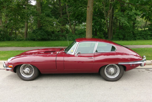 1969 jaguar xke coupe one owner 30 years rebuilt engine 2015. Black Bedroom Furniture Sets. Home Design Ideas