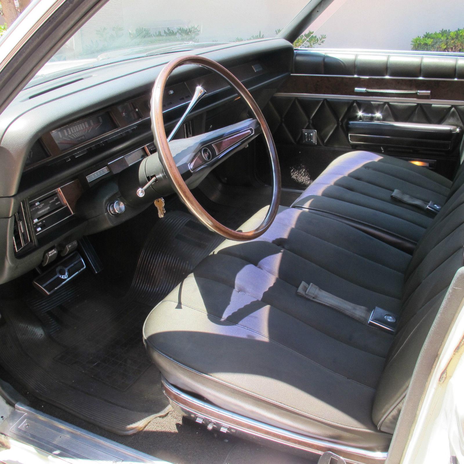 1969 Mercury Marquis Brougham 7 0l