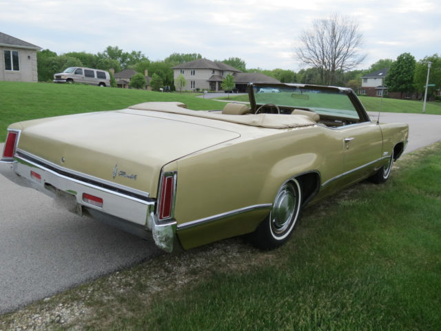 Nada Classic Car Values >> 1969 OLDSMOBILE DELTA 88 CONVERTIBLE 455 w/ONLY 57,000 ORIGINAL MILES!