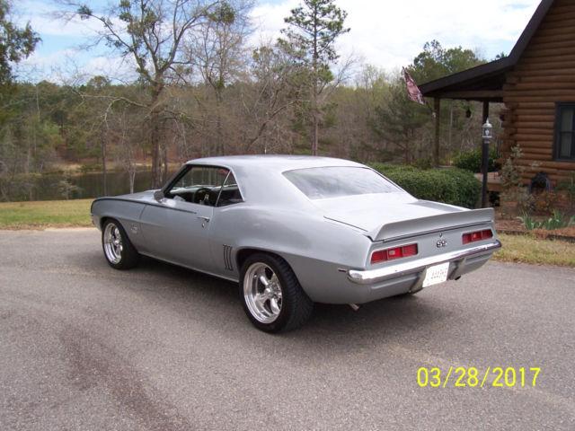 1969 Ss Camaro X 55 Code
