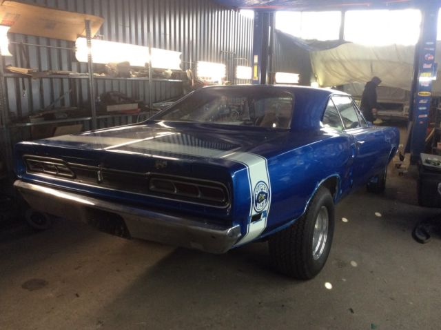 1969 Superbee Project Car Roadrunner Charger Gtx