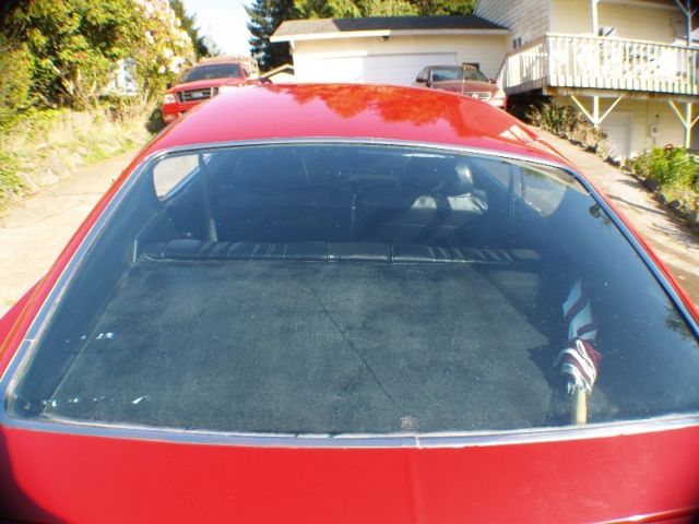 1969 Torino GT, Low Miles, Fastback, Very good condition