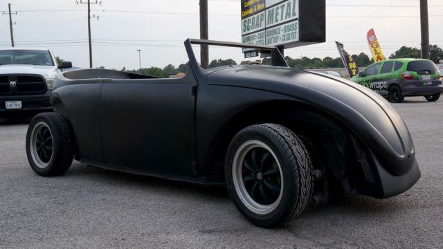 1969 volkswagen beetle rat rod volksrod project