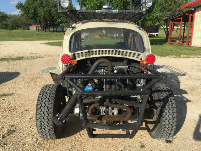 1969 Volkswagen VW Dune Baja Buggy Beetle Bug Off Road