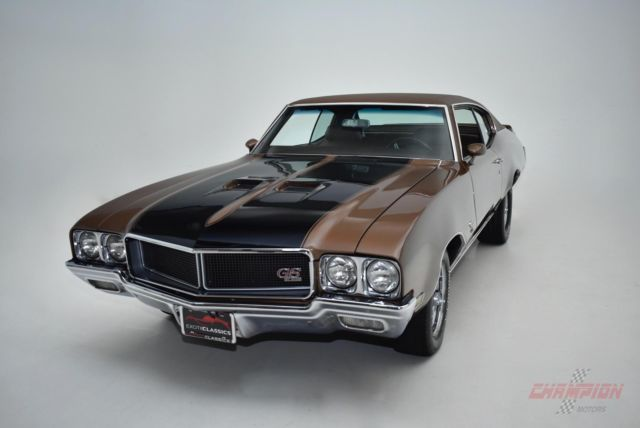 Buick Gs Miles Brown