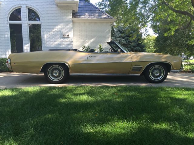 1970 buick wildcat convertible excellent cond le sabre skylark plymouth. Black Bedroom Furniture Sets. Home Design Ideas