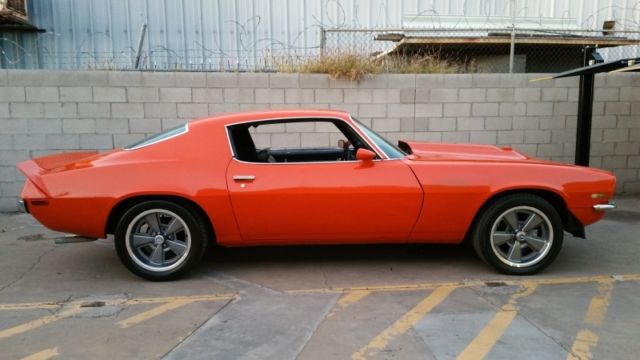 1970 Camaro SS #'s matching project car, dry climate, rust