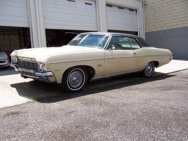 1970 chevrolet impala 60000 miles yellow coupe 350 automatic. Black Bedroom Furniture Sets. Home Design Ideas