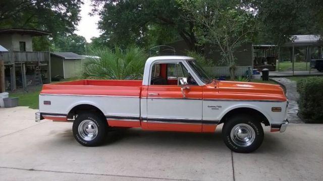 1970 Chevy Truck Short Fleetside