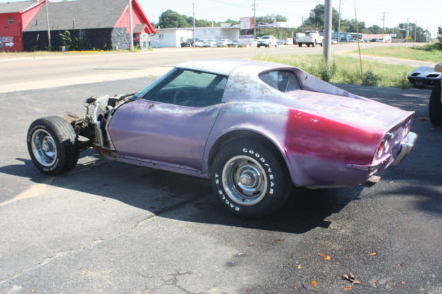 1970 corvette stingray restoration project 1971 1972 1968 1969 ls resto mod. Black Bedroom Furniture Sets. Home Design Ideas