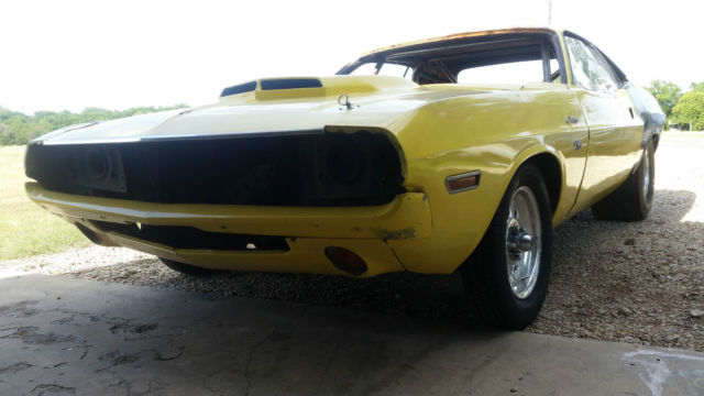 1970 dodge challenger drag - photo #18