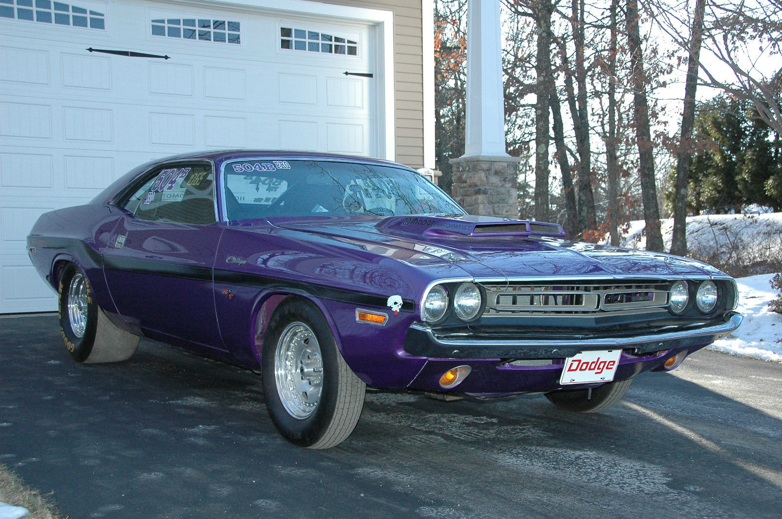 1970 Dodge Challenger R T Drag Street Show Muscle Classic Rare Srt 4 Fuse Box 1971 For Sale In Manchester New Hampshire United States