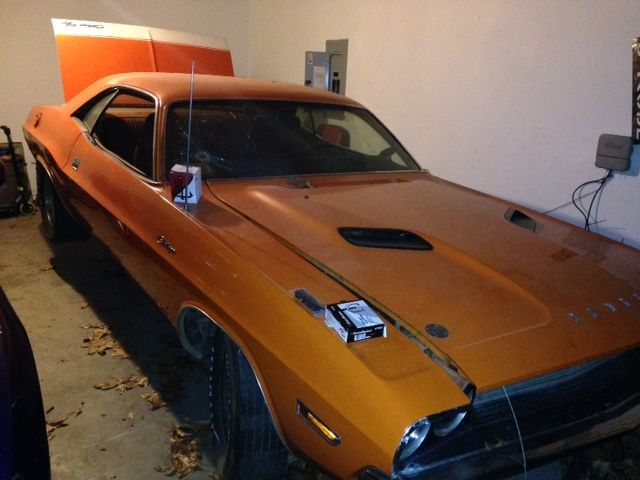 What Does Rt Stand For Dodge >> 1970 dodge challenger rt survivor