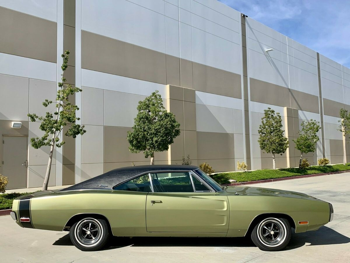 1970 Dodge Charger 500 #s Matching Documented 1 Owner ...
