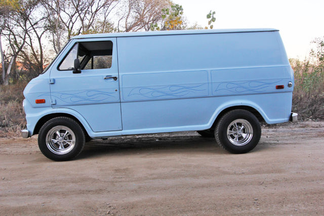 Ford Econoline Used Cars For Sale