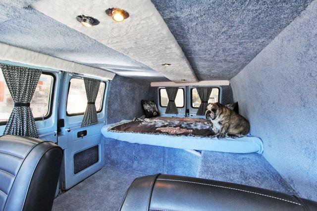 Work Vans For Sale >> 1970 Ford Econoline Custom Boogie Van