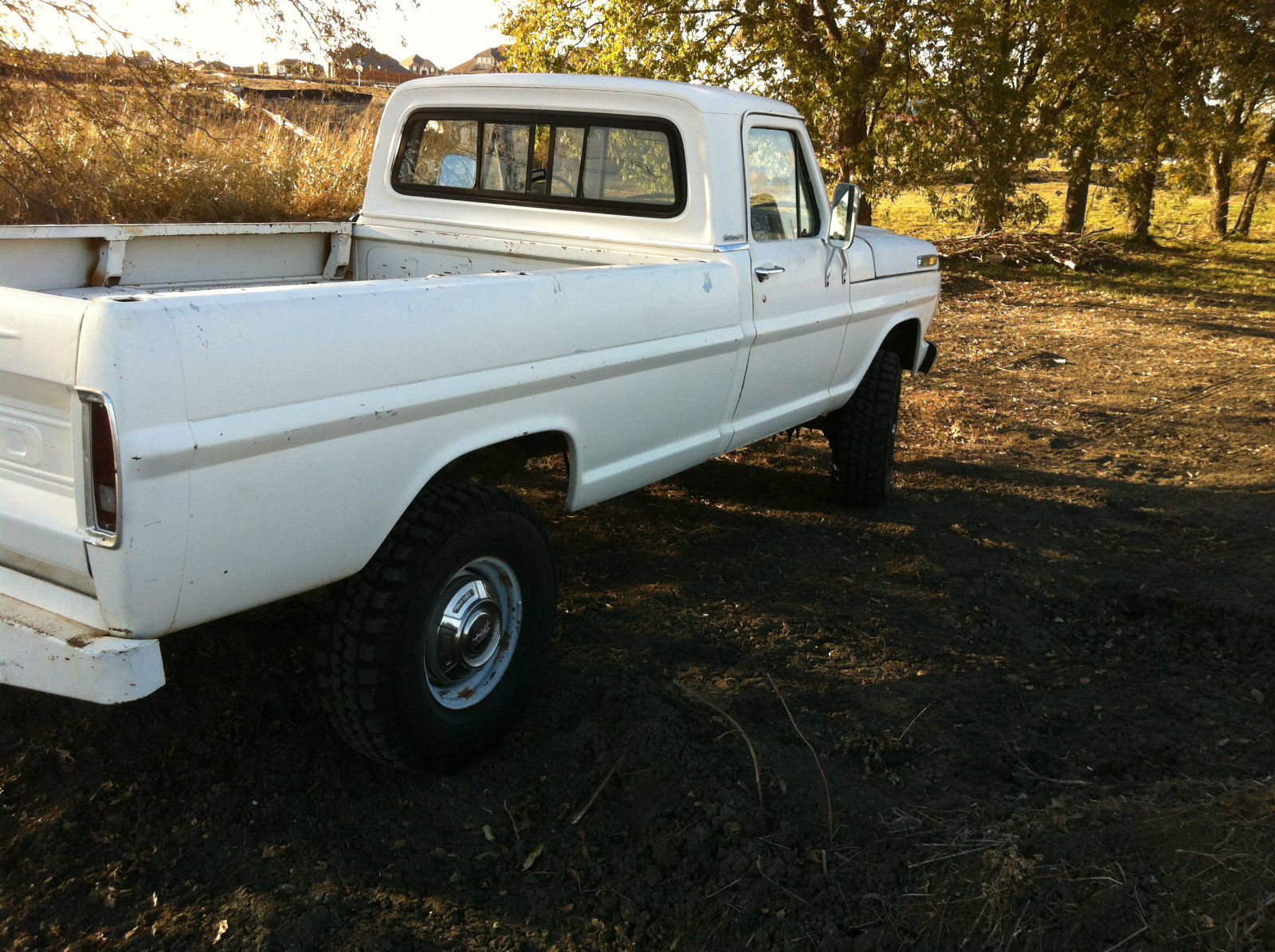 1970 Ford F 250 Highboy Ranger 390 4spd 4x4 A True Survivor 1969
