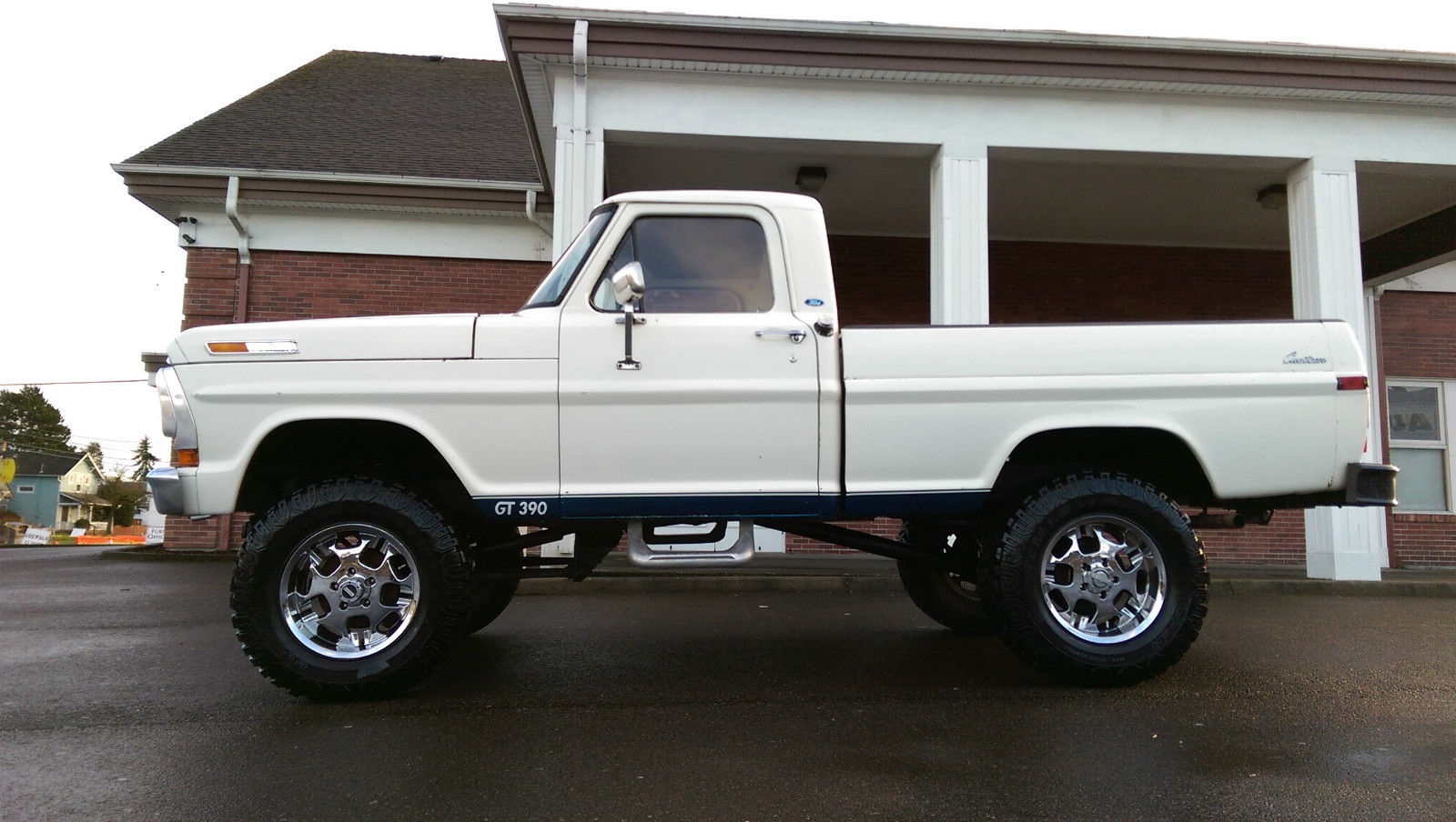 1970 Ford F100 Custom Sport 4x4 Short Bed Highboy Extremely Rare 1969 F 250 Crew Cab For Sale No Reserve In Gresham Oregon United States