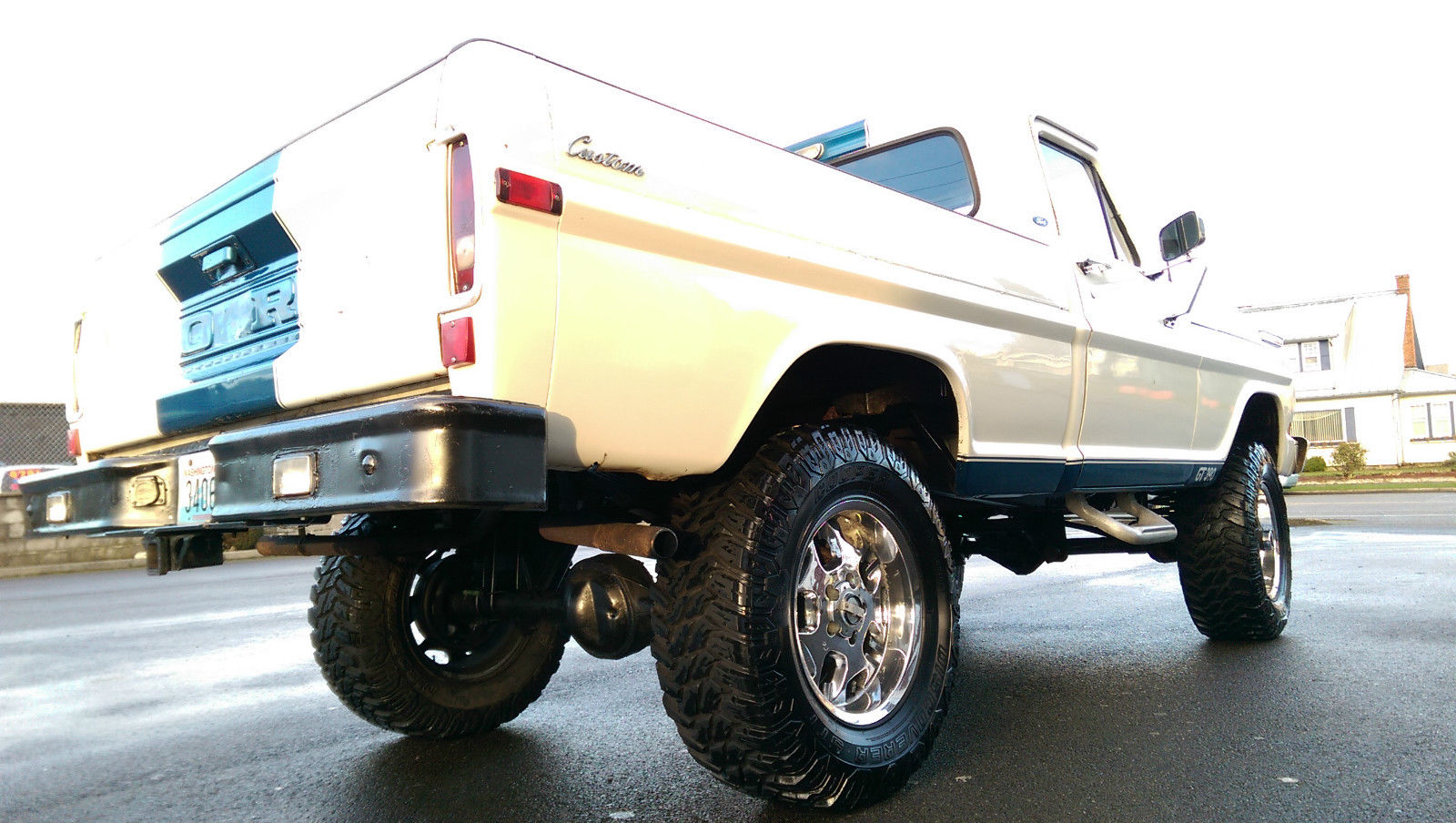 1970 Ford F 250 Highboy Cars Trucks By Owner 2017 2018 2019 Ford Price Release Date Reviews