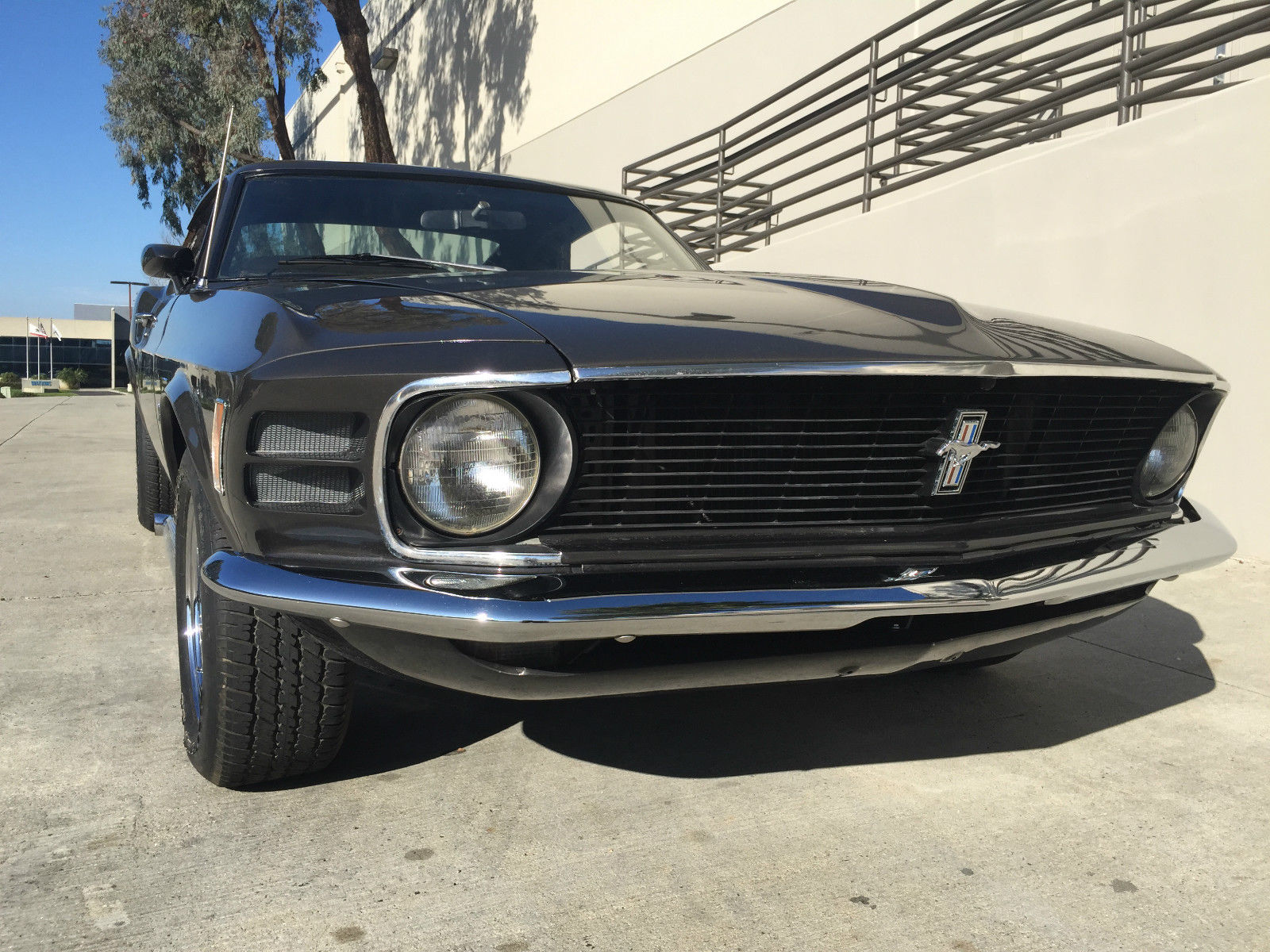 1970 Mustang Fastback Project Car For Sale