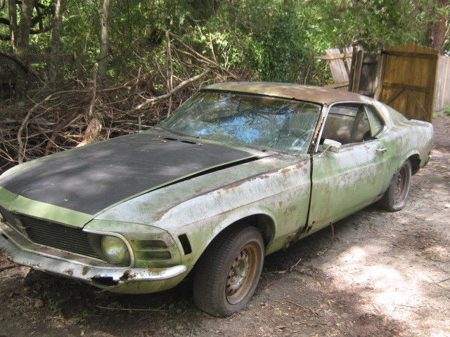Cheap Car Window Replacement >> 1970 Ford Mustang Fastback project. Super cheap complete V8 project car