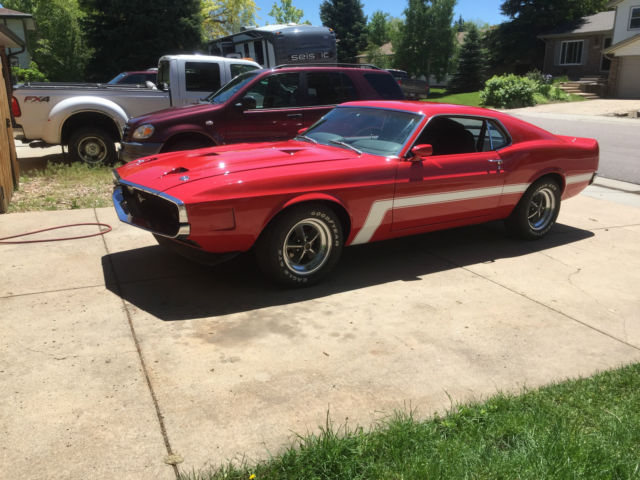 1970 ford mustang mach i big block custom quarterhorse. Black Bedroom Furniture Sets. Home Design Ideas