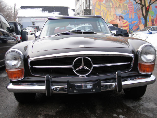 Mercedes Sl For Sale In Toronto