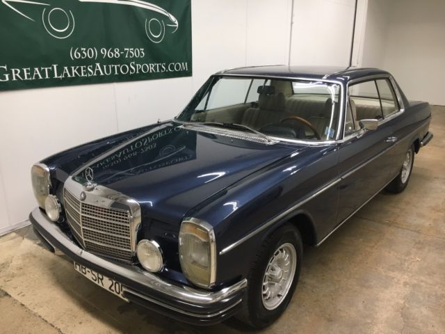 1970 mercedes benz 250c for Mercedes benz of westmont il